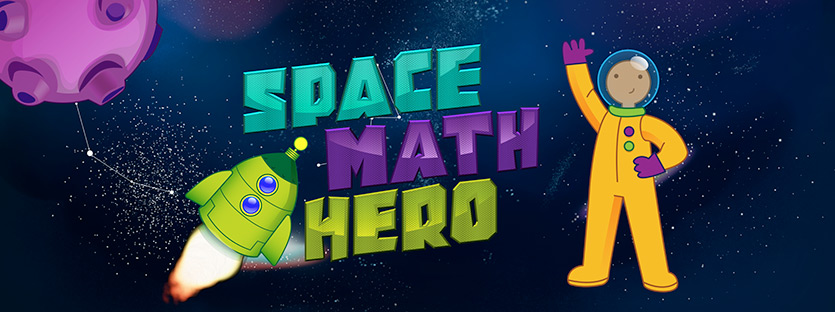 Space Math Hero Mattebiennalen Karlstad 2016